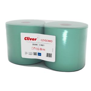 Czyściwo przemysłowe Cliver 2 rolki C300/1