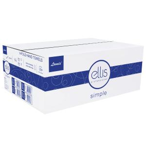 Ręczniki składane typu V Ellis Simple 3000