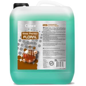 Nanopreparat do mycia podłóg Clinex Nano Protect Floral 5l