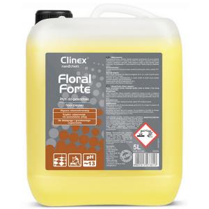 Płyn do posadzek Clinex Floral Forte 5l