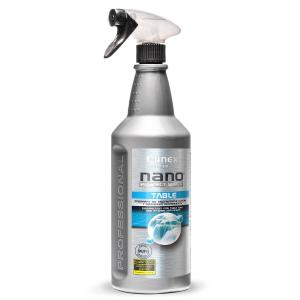 Preparat do dezynfekcji stołów i urządzeń kuchennych Nano Protect Silver Table 1l