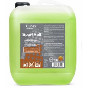 Preparat do mycia posadzek sportowych z efektem antypoślizgowym Clinex SportHall 10l