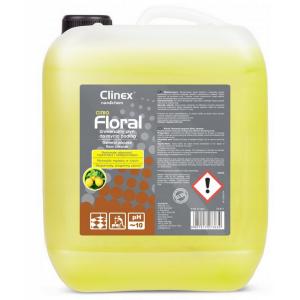 Uniwersalny płyn do mycia podłóg Clinex Floral Citro10l