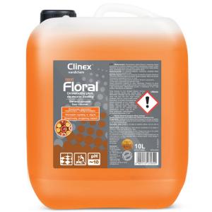 Uniwersalny płyn do mycia podłóg Clinex Floral Fruit 10l