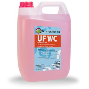 Żel do mycia toalet Ultranova UF WC 5l