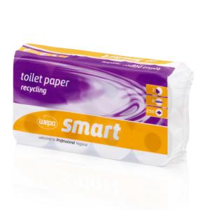Papier toaletowy Smart 8 x 250 listków - 64 rolki